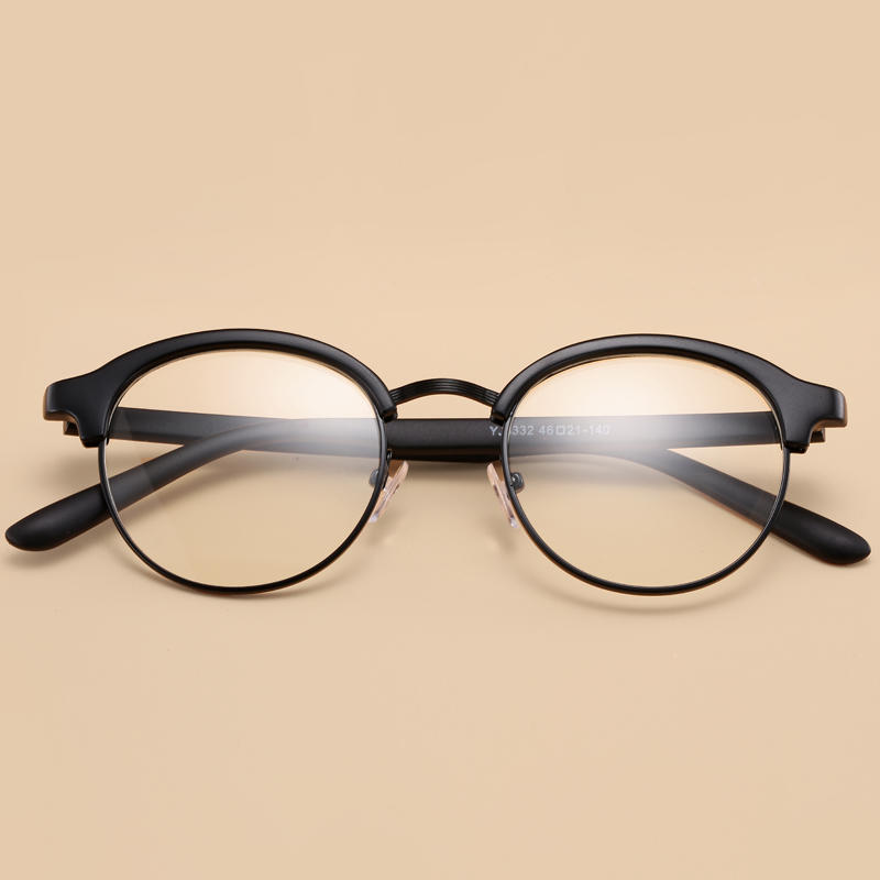 657f7e486a slevi1.mit.edu   Buy 2016 New Korean Fashion Vintage Round Frame TR90  Eyeglasses