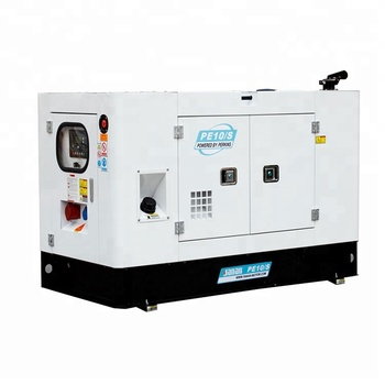 125kva enclosed type generation 100kw soundproof power plant 100kva silent industrial generator