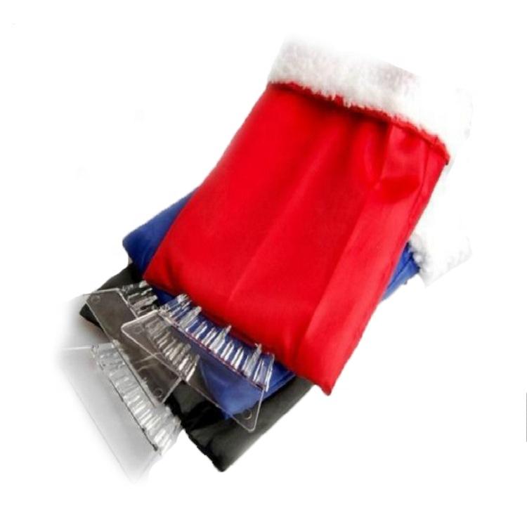 2019 new glove ice scraper/car ice scraper glove/promotion ice scraper