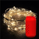 Wholesale cheap price micro string lights, salt water battery operated led fairy light, waterproof led mini copper wire string