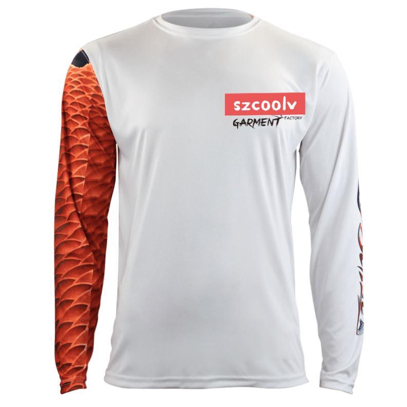 Новейший дизайн, женские трикотажные изделия 5Xl для рыбалки, индивидуальная рубашка для турнира