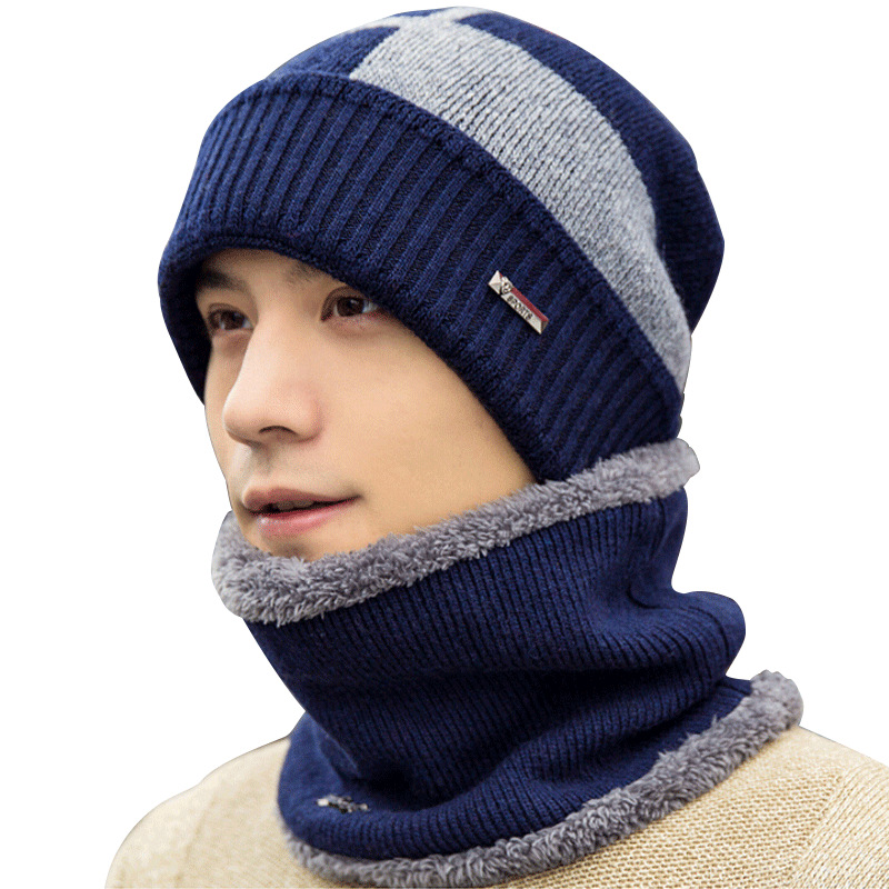SCHAFE Bundle Hat with matching neckerchief winter set transition set first lings set