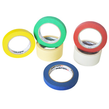 Crepe Paper Adhesive Masking Tape Blue Painters Tape wrapping paper tape