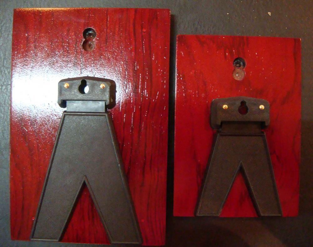 Custom wooden plaque
