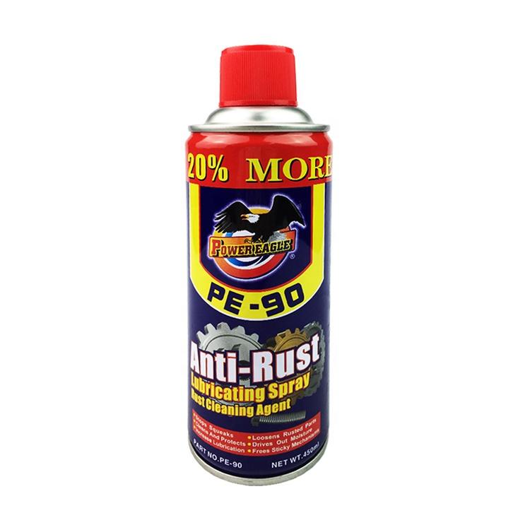 Multi Purpose Rust Removing Lubricant Anti Rust Spray Penetrating Oil
