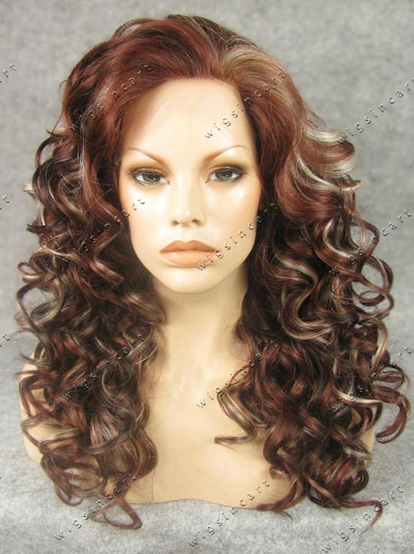 Awe Inspiring Medium Brown Hair With Red And Blonde Highlights Short Hair Fashions Short Hairstyles For Black Women Fulllsitofus