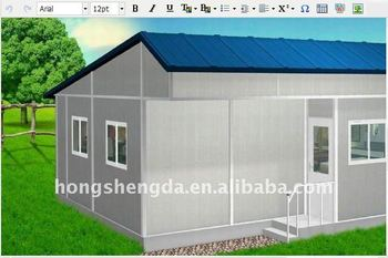 moveable house/modern house essy to construction NEW!!!