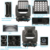 5x5 Led Matrix 25x15 4-in-1 rgbw Led zoom wash moving head light For Background on stage light