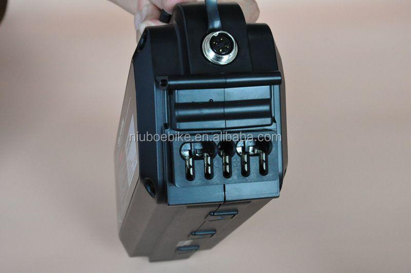 Аккумулятор для электровелосипеда 48 В 11,6 Ач 13S4P 48 В