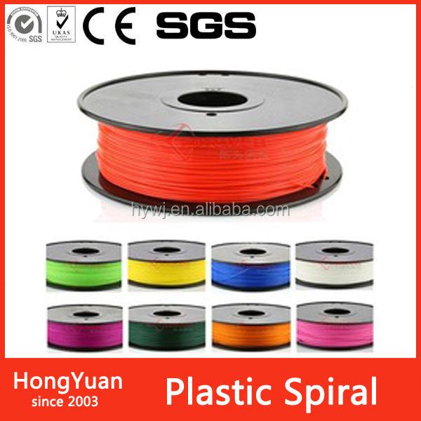 Пластиковая нить из резины и пластика, пластиковая проволока, пластиковая катушка, сырье, пластиковая нить с катушкой