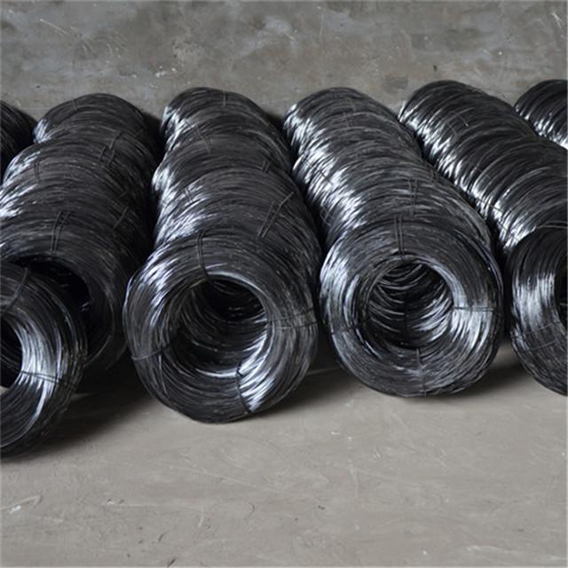 Строительный материал: черная проволока/Строительная Черная отожженная переплетная проволока