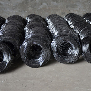 Building material black wire/ construction building black annealed binding wire