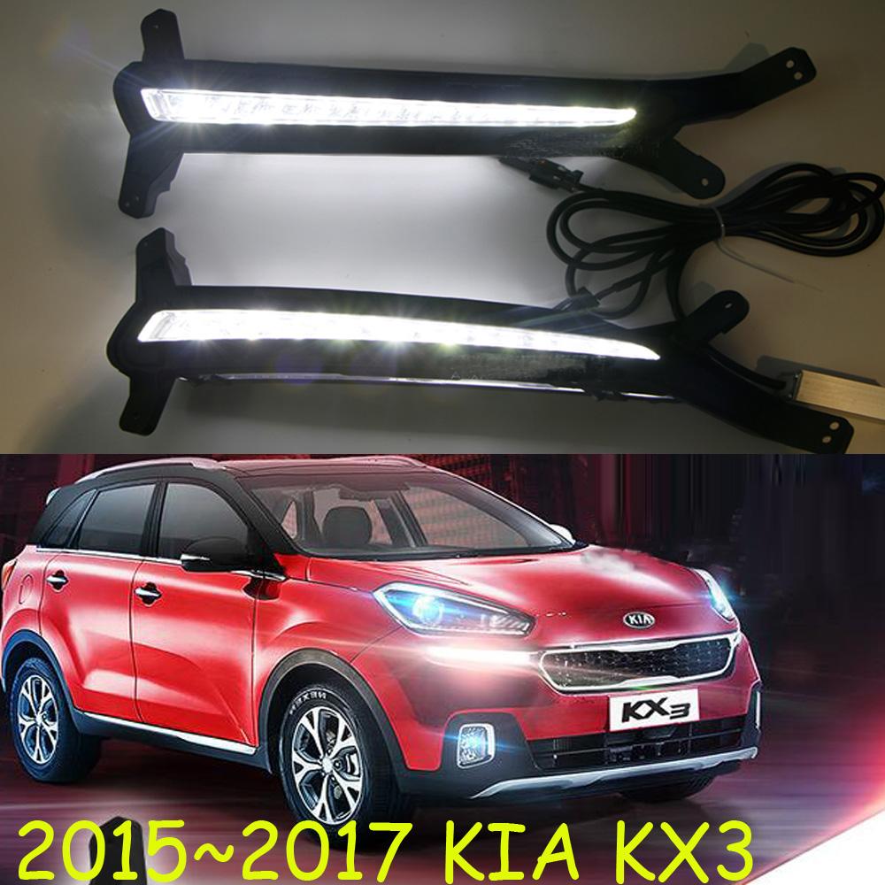2015~2017 KIA KX3 Daytime Light,kia Rio,sorento,Free Ship