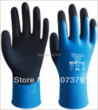 Latex Dipped Working Gloves Water Resistance Safety Gloves Waterproof Work gloves