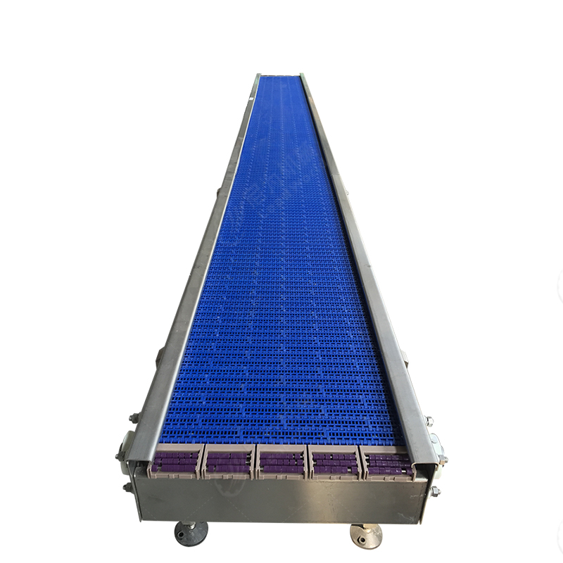 Frozen Food Conveyor Chain Belt Or Modular - Buy Automated Conveyor System,Conveyor  Belt Weighing System,Chain Conveying Line Product on Alibaba.com