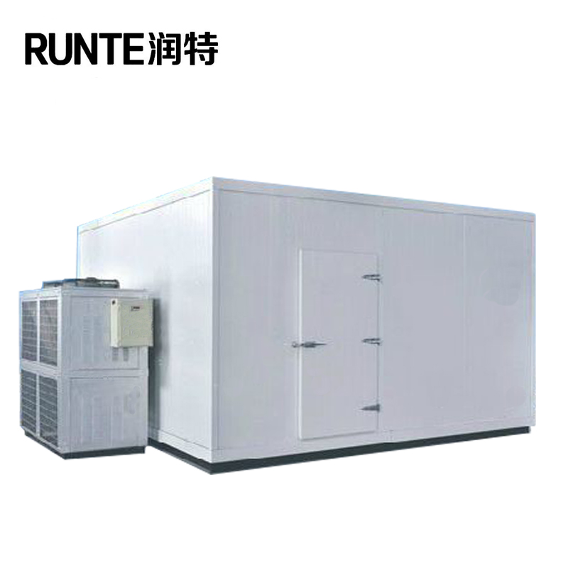 Холодной комнаты прогулка в кулер холодного хранения для фруктов и овощей