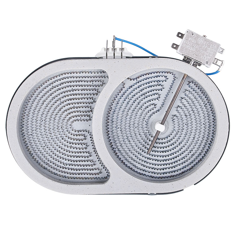 2020 New durable radiant heater ceramic heating elements