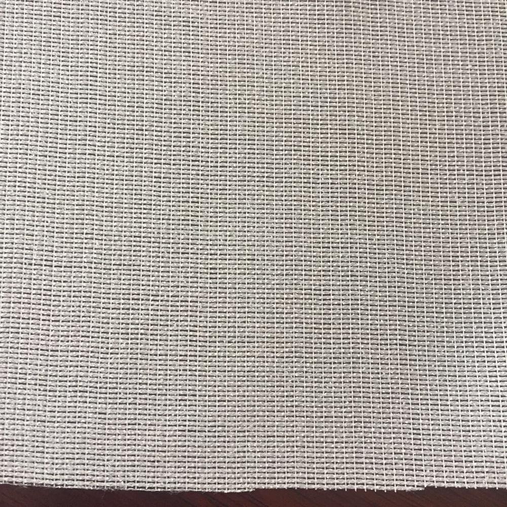 Материал 100% полиэстер, Высококачественная сетчатая полиэфирная ткань, серая ткань для промышленного использования