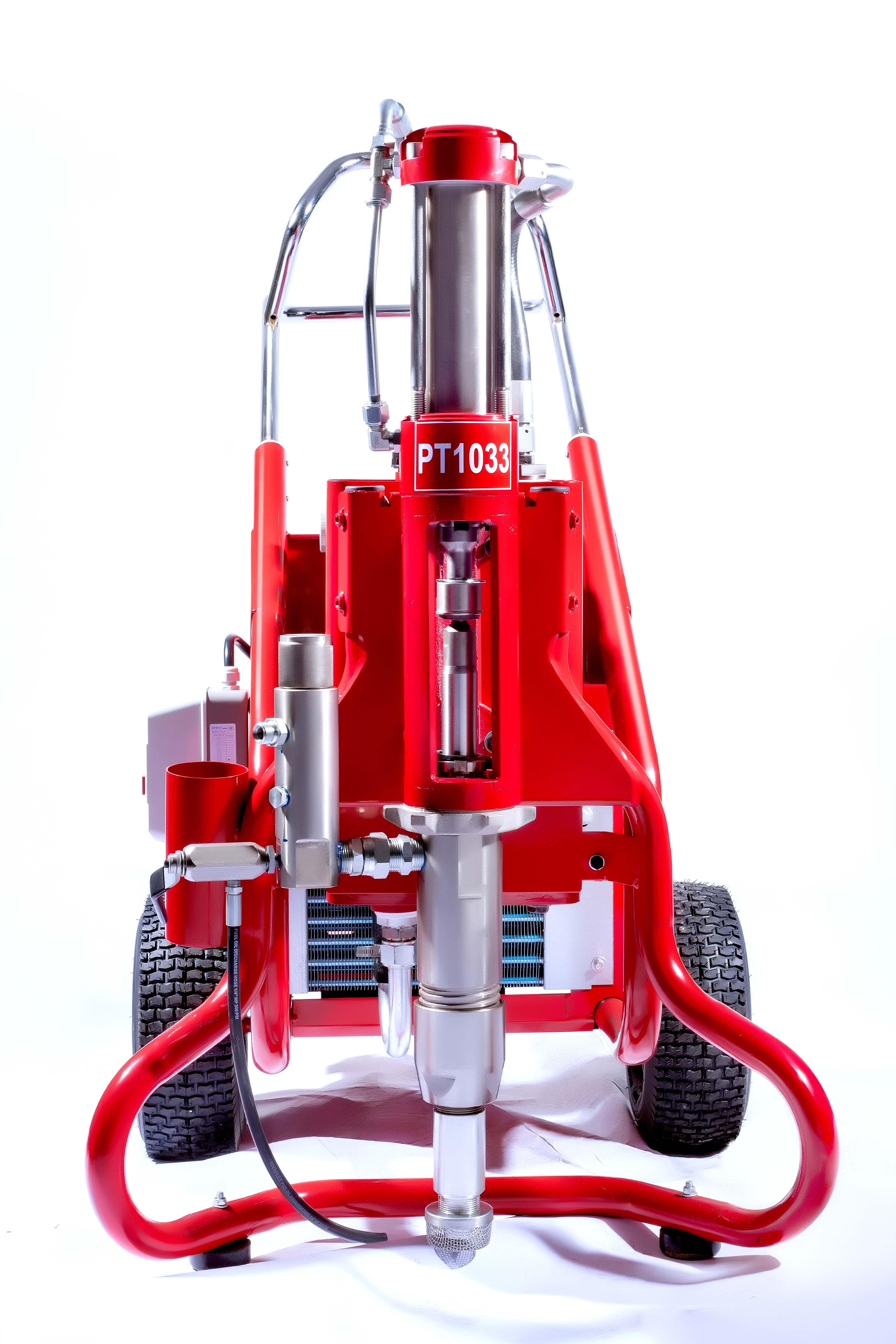 Распылитель для шпатлевки, Электрический Гидравлический поршневой насос PT1033