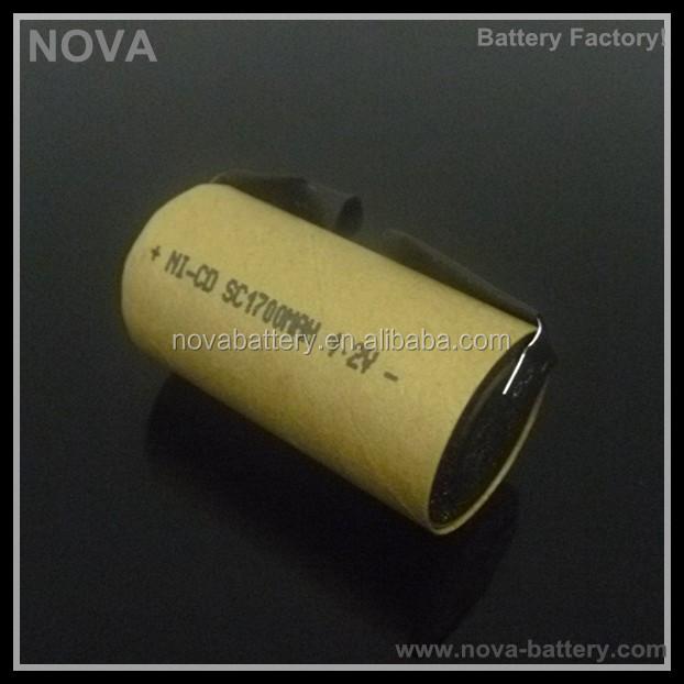 4 5sc nicd battery