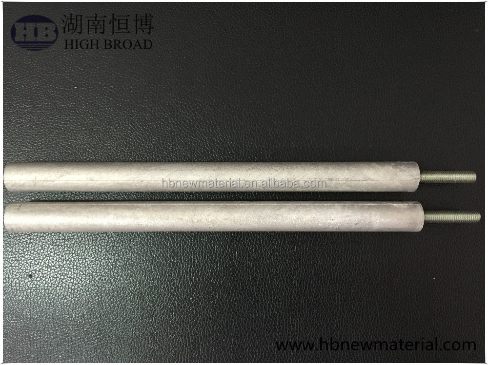Изолирующий анодный стержень, Цинковый котел, Цинковый водонагреватель, анодный стержень