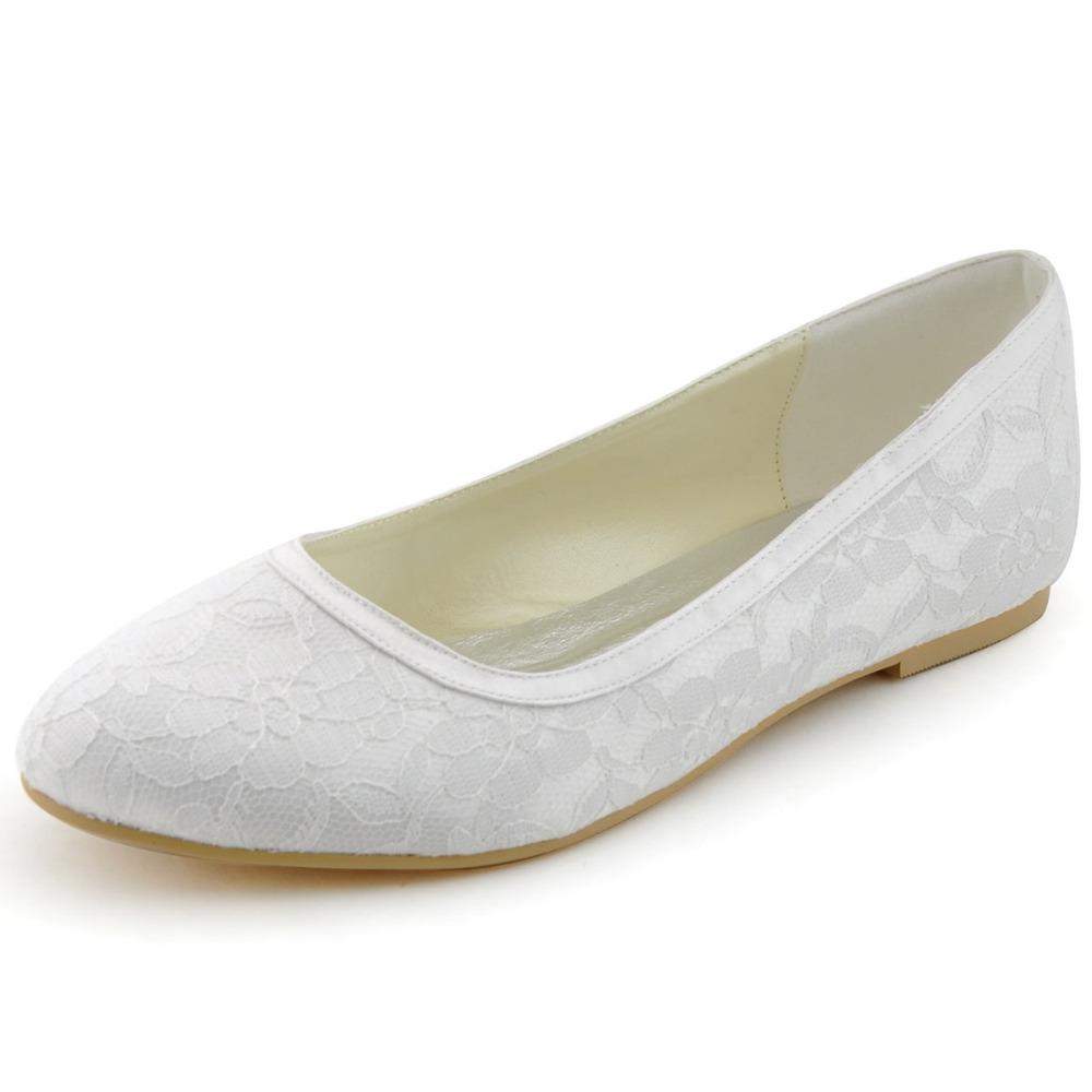 Ivory Flat Shoes Australia