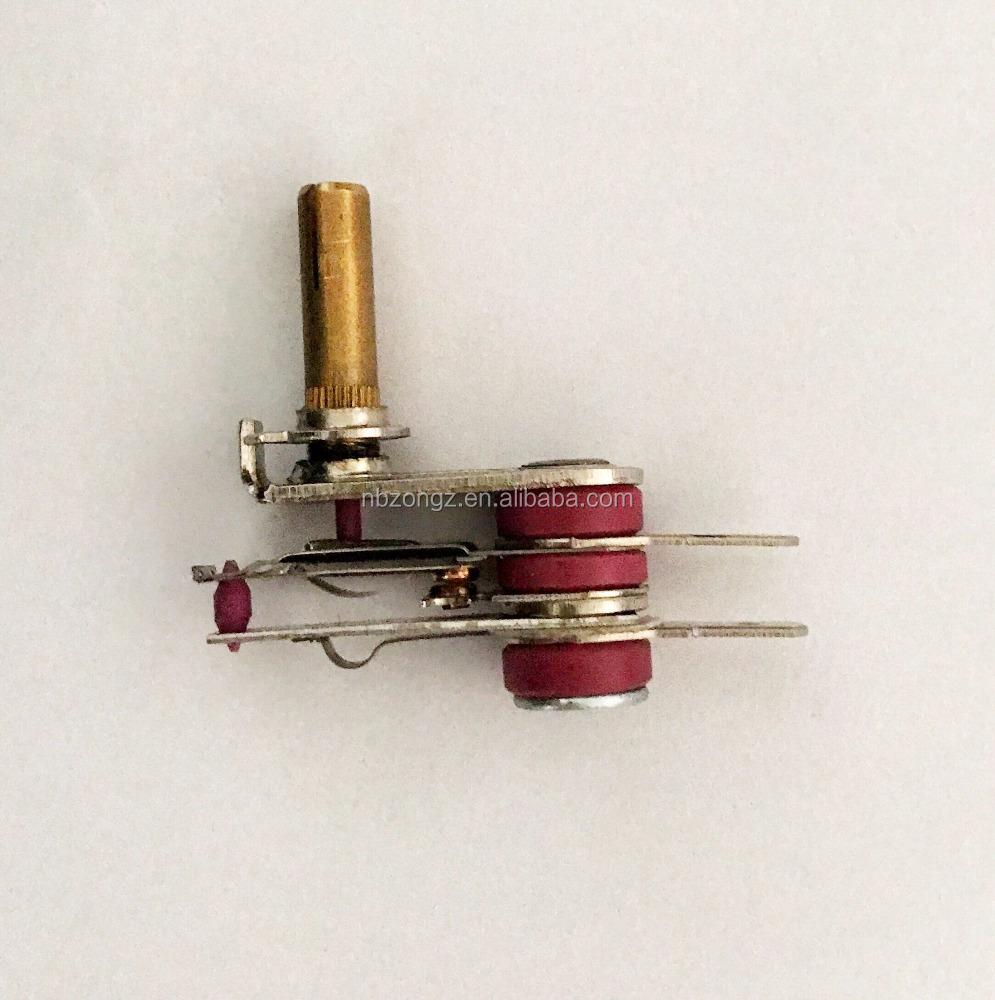 Sandwich maker Thermostat