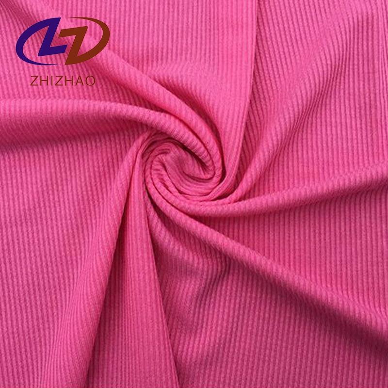 91%modal 9% spandex knit elastic stretch fabric for sports wear