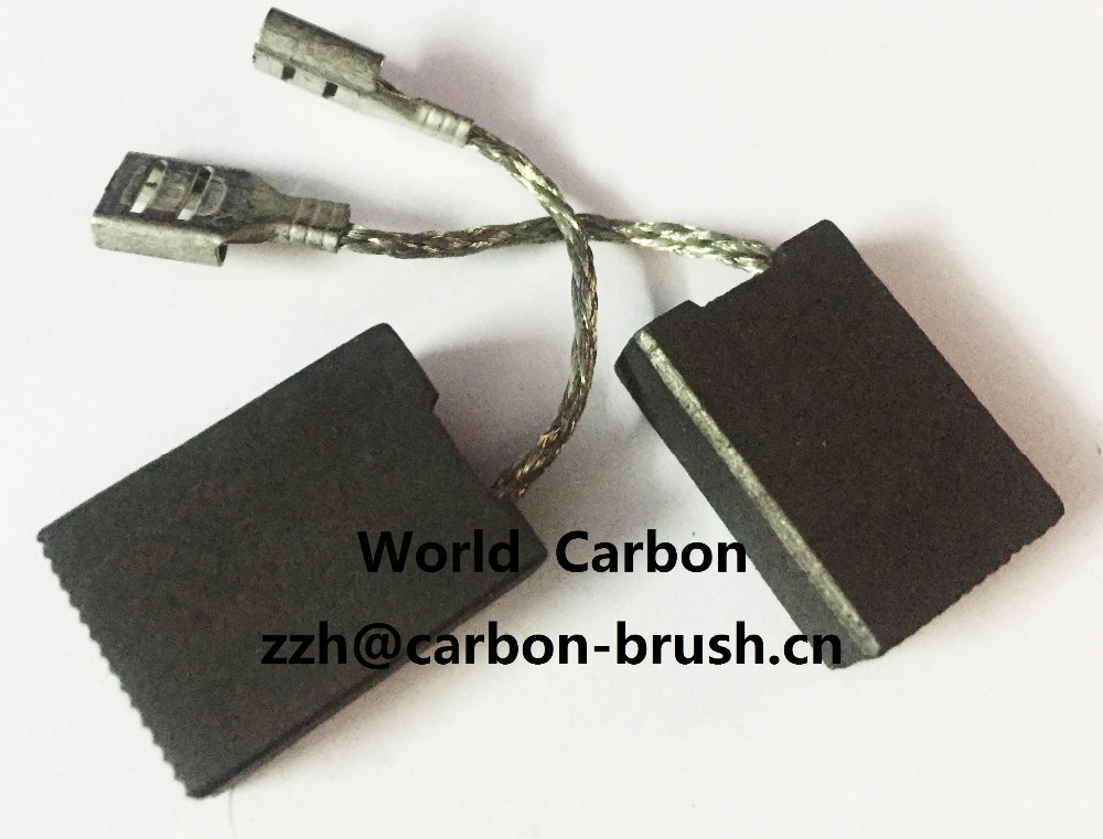 Hot selling carbon brushes for starters