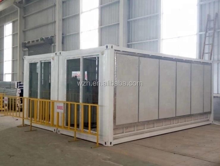 40 футов Большой жилой дом сборный современный китайский сборный контейнерный дом модульные контейнерные дома