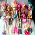 New Fashion Doll Monster Toys Doll for Girls High Quality Toy Gift for Children 28cm Hight
