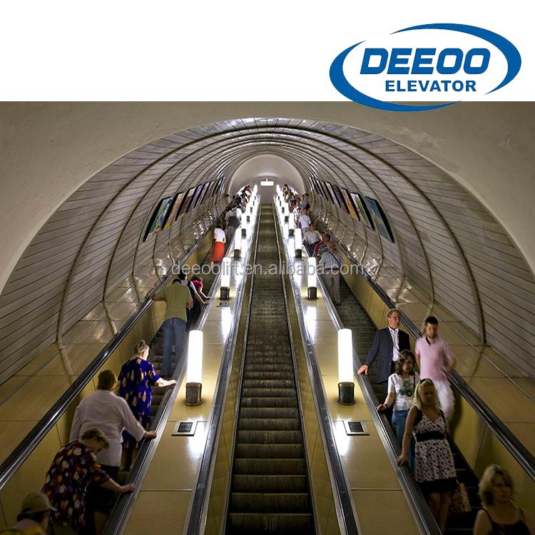 Дешевый коммерческий пассажирский эскалатор для торговых центров и улицы