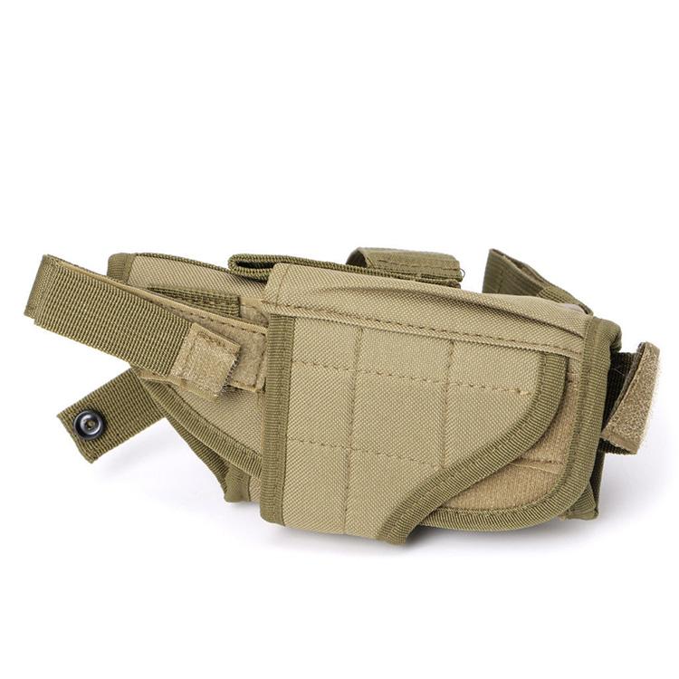 Высокое качество кожаный ремень для того, чтобы ноги регулируются полицейский Тактический нейлоновая сумка пистолет кобуры