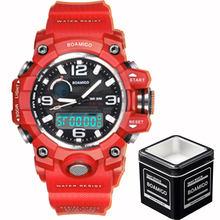 Часы BOAMIGO женские, спортивные, кварцевые, цифровые, для плавания(China)