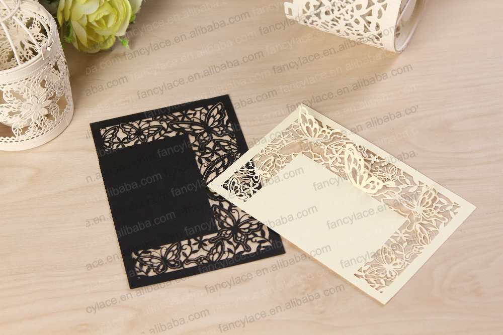 Wedding Invitation Card Paper: 2015 Chinese Wholesale Laser Cut New Design Christmas