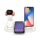 Charger Charging Iphone 3 In 1 Wireless Charger Charging Stand Docking Station For IPhone Stand For Apple Watch Wireless Charging Case For Air Pods