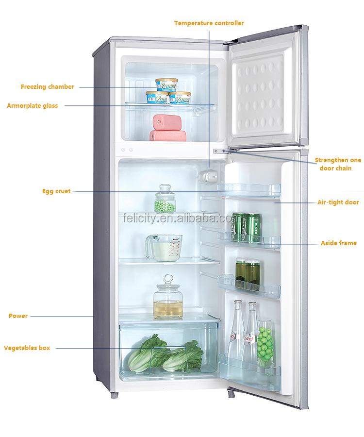 Dc Kitchen Supply: 182l Low Price Hot Sale Solar Kitchen Appliance Dc/ac