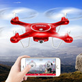 Free Shipping Syma Wifi X5UW X5UC FPV RC Quadcopter Drones with Flight Plan Route App Control