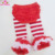 Wholesale Merry Christmas Gift Set Red And Green Tutu Bloomers & Leg Warmer Ruffle Underwear Christmas Baby Bloomers