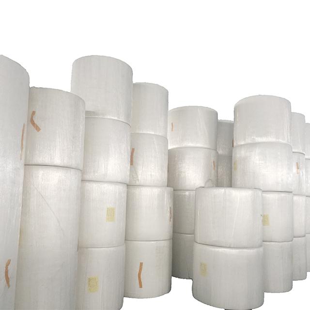100% virgin wood pulp mother tissue paper big jumbo roll facial tissue