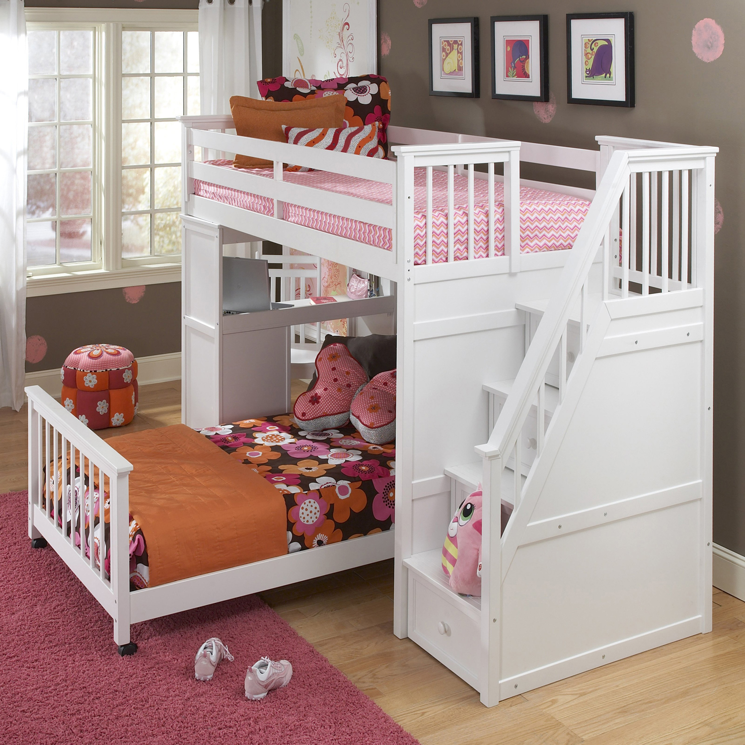 Cheap Kids Bunk Bed With Stairs Pull Out Bed For Kids Buy Child Bed With Storage Colorful Child Bunk Bed Child Cot Bed Product On Alibaba Com