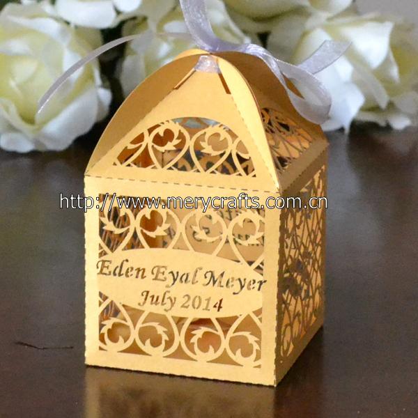 Luxury Wedding Gift Ideas: Elegant & Luxury Wedding Thank You Gifts Box For Guests