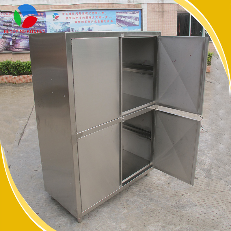 Buy Free Standing Kitchen Cabinets: Free Standing Stainless Steel Kitchen Cabinet Custom Made