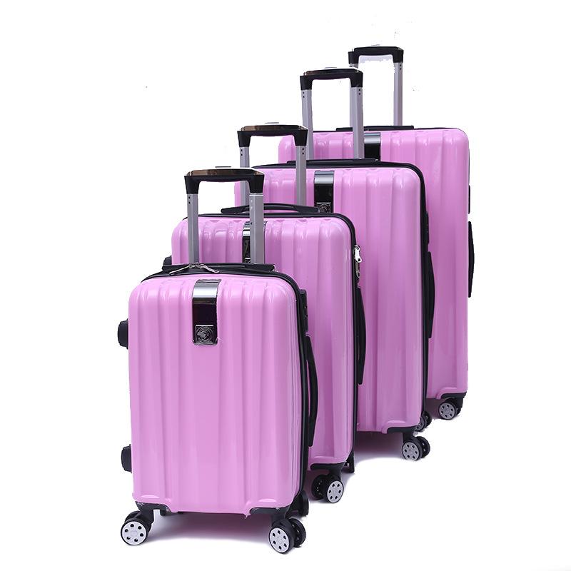 Набор чемоданов для путешествий из 4 предметов