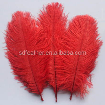ダチョウの羽のために十分な在庫販売の羽素材のパーティー/結婚式の装飾ダチョウの羽問屋・仕入れ・卸・卸売り