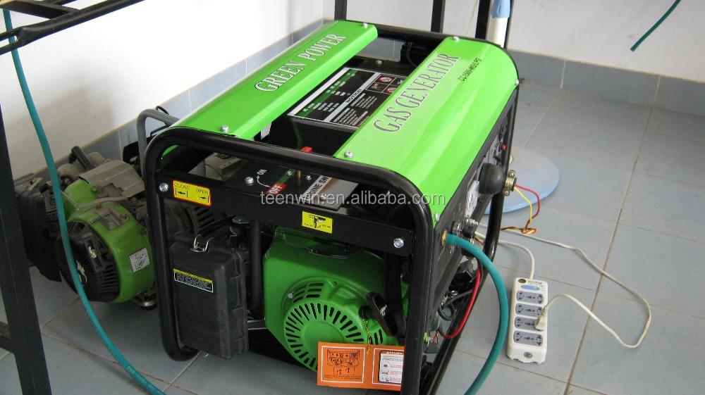 Биогазовый генератор Teenwin