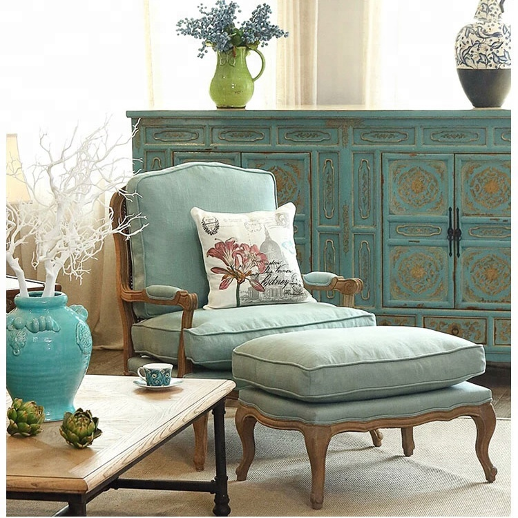 Furniture Home Living Room Set Antique Solid Wood Sofa Couch Arm Cheap Livingroom Chaise Lounge Chair Buy French Country Furniture Chaise Lounge Chair Classic Cheap Antique Living Room Set Baroque Style