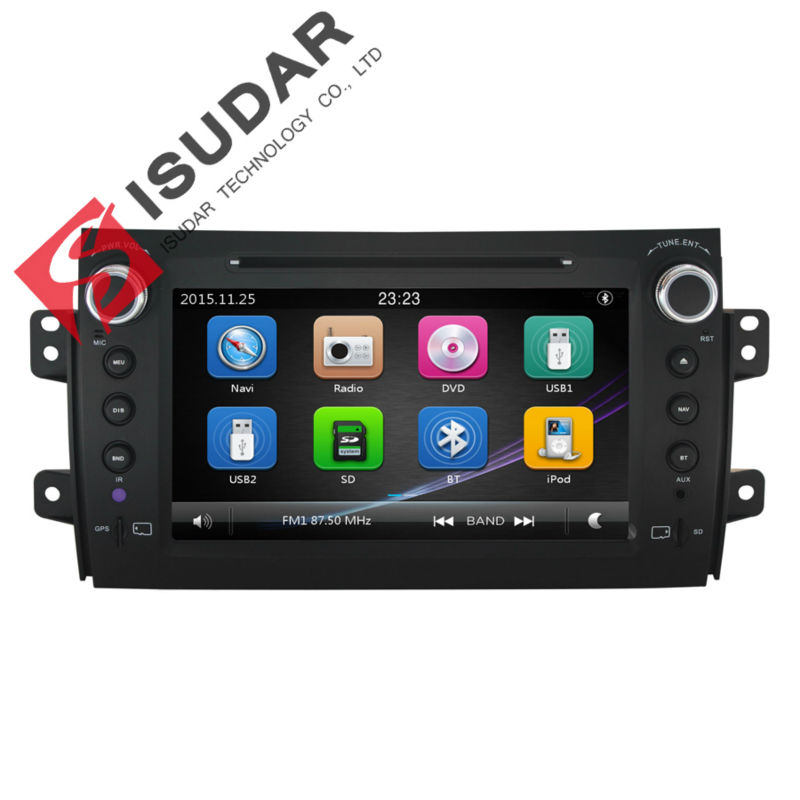 Two Din 7 Inch Car DVD Player For Daewoo CHEVROLET EPICA 2006 With 3G Host GPS