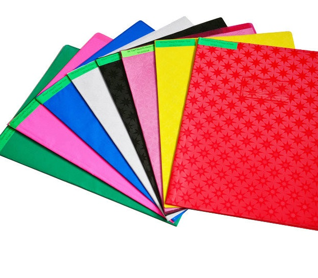 A4 0.18mm Free Samples PVC binding book cover For School