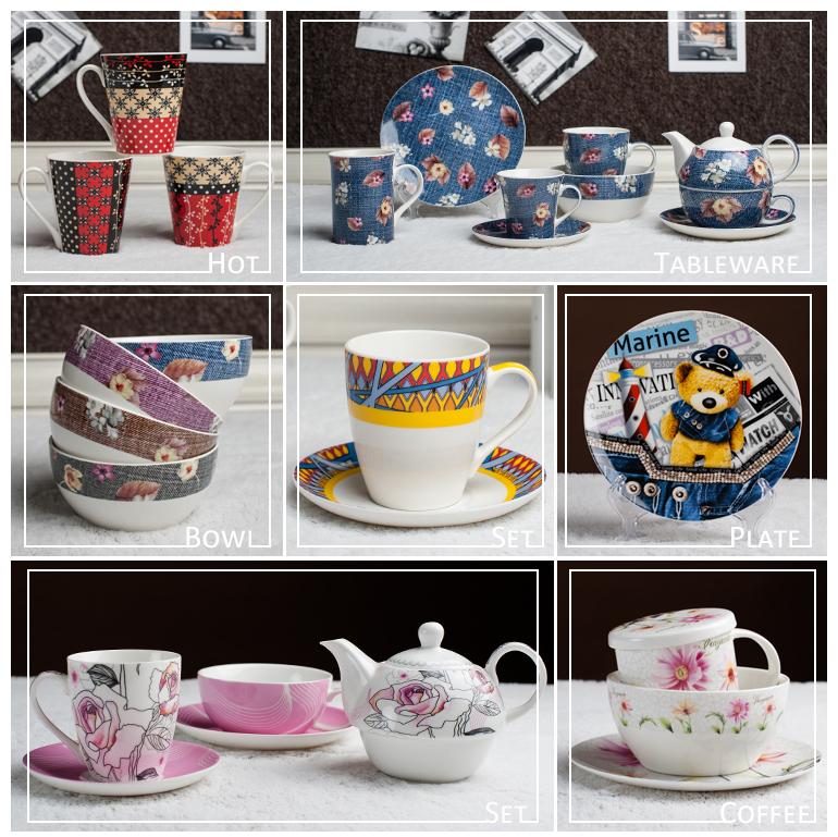 blau und wei porzellan dekorative fruchtbonbons reissch ssel koreanisch keramik dient emaille. Black Bedroom Furniture Sets. Home Design Ideas